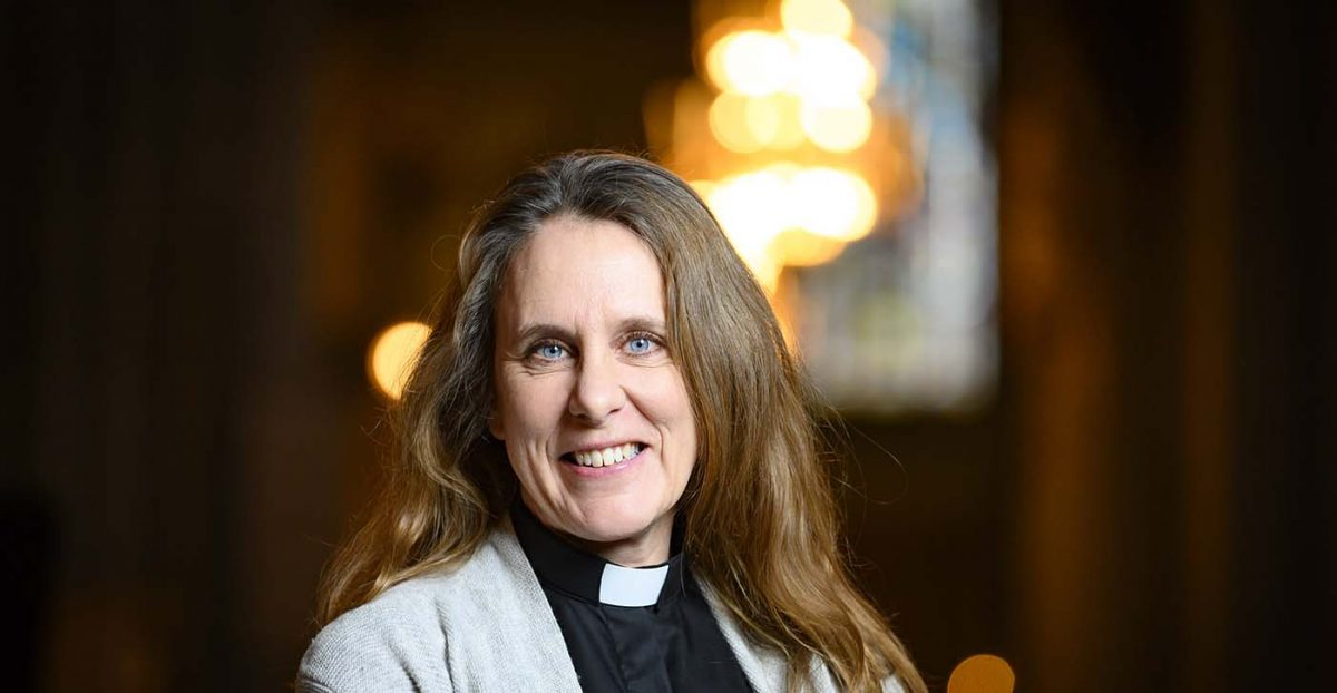 KyrkA Kristin Windolf präst medlem medlemsröst församling