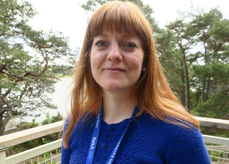 Sofia Angel förtroendevald medlem fullmäktige