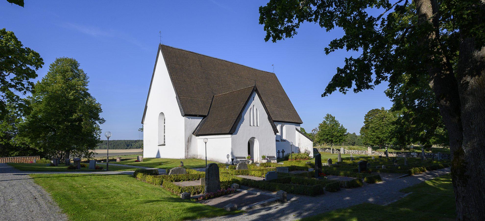 KyrkA Härkeberga kyrka yrkesroll yrken arbete utbildning