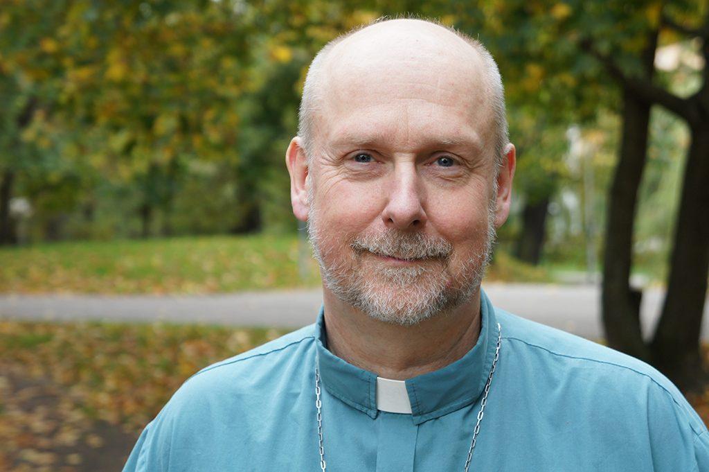 KyrkA diakon Stephan Gullberg Oscars församling medlem medlemsröst