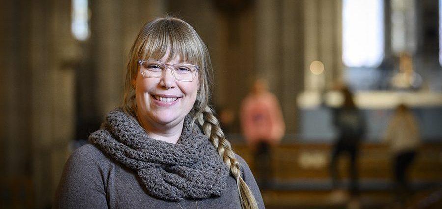 KyrkA Tina Pederson pedagog medlem medlemsröst