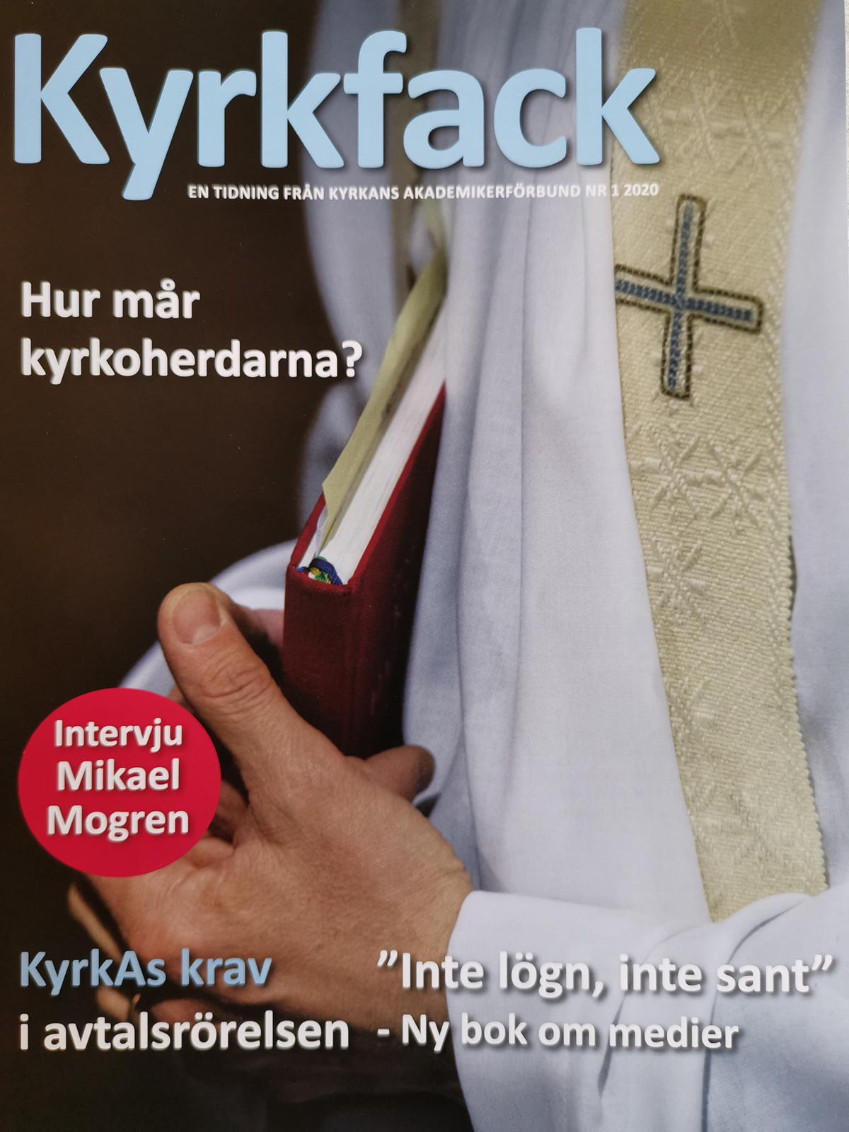 Kyrkfack nr 1 2020 KyrkA